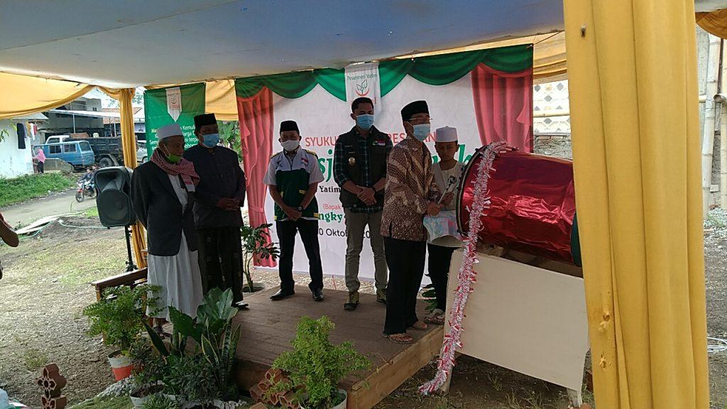 Syukuran Dan Presmian Masjid Pesantren Al hilal 3