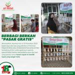 """Program Berbagi Berkah """"Pasar Gratis"""" Komunitas Al Hilal Cabang Sumedang"""