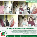 "Al Hilal Berbagi: ""Healthy Kit Keliling Bandung"""