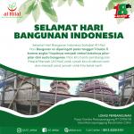 Selamat Hari Bangunan Indonesia!