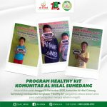 Program Healthy Kit Komunitas Al Hilal Sumedang