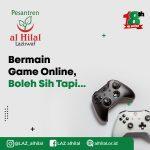 Bermain Game Online, Boleh Sih Tapi...