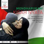 Kisah Nyata Pertemuan Ibu dan Anak Palestina Usai Berpisah 20 Tahun
