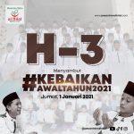 Do'a Akbar Menyambut Kebaikan Awal Tahun 2021