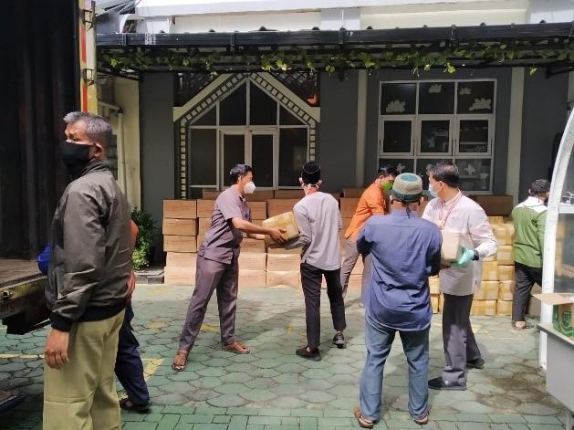 SD Islam Azzahra Menjadi Titik Bertemu Untuk Sebar Wakaf Qur'an Daerah Bandar Lampung 2