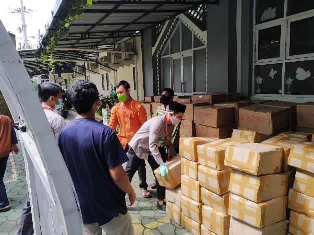 SD Islam Azzahra Menjadi Titik Bertemu Untuk Penyebaran Wakaf Qur'an Daerah Bandar Lampung