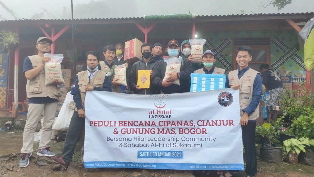 Peduli Bencana Cianjur dan Bogor