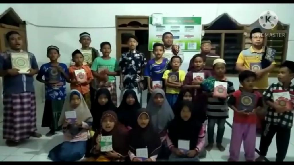 Penerima Wakaf Qur'an Di Wilayah Lampung Semakin Bertambah