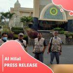 SWQ Hari ke-2   Tim Sampai di Masjid Kubah Intan