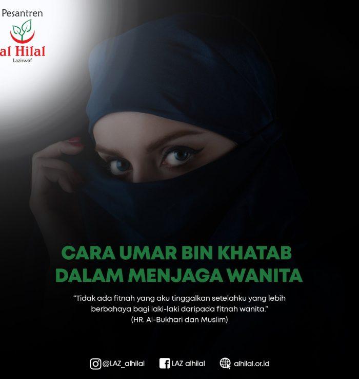 cara umar bin khatab dalam menjaga wanita