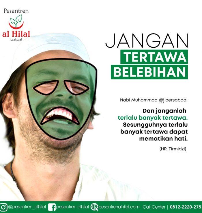 Sedikit Tertawa Banyak Menangis, Ini Alasannya Dalam Islam