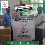 Pesantren RMI NU Nurul Huda Menjadi Titik Bertemu Untuk Sebar Wakaf Qur'an Daerah Pejambon