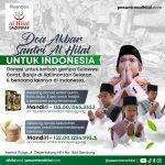 Do'a Akbar Santri Al Hilal Untuk Indonesia