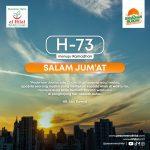 """H-73 Menuju Ramadhan """"Salam Jum'at"""""""