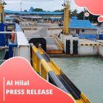 SWQ Hari ke-2   Menyebrang dari Pelabuhan Merak-Bakauheni
