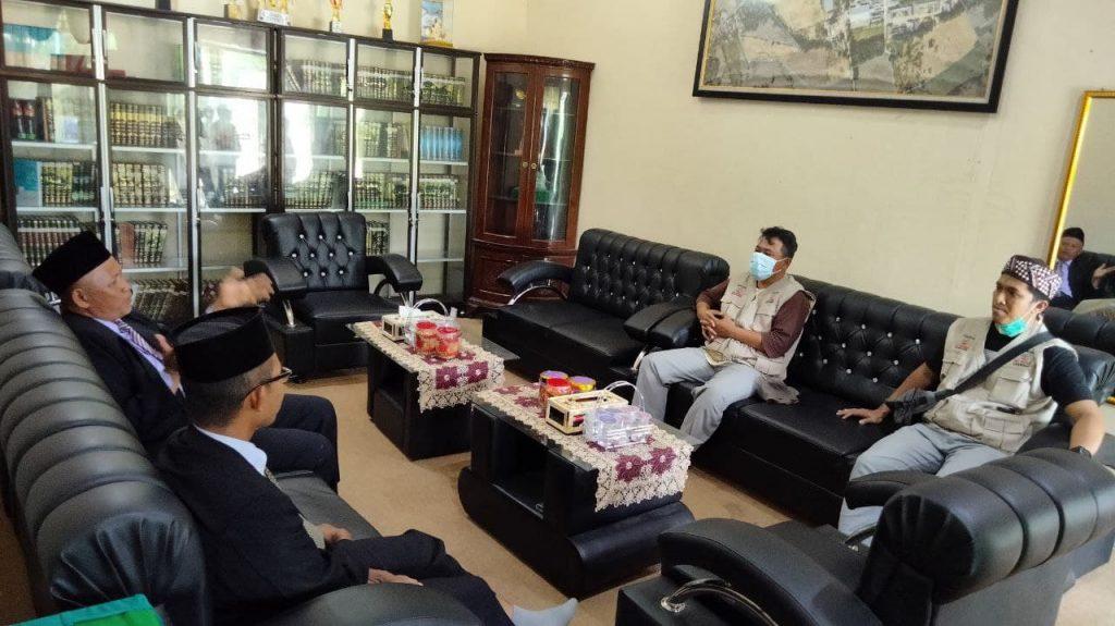 SWQ Hari ke-3 | Penyaluran Al Qur'an ke Pesantren Tahfidz di Lampung Selatan 3