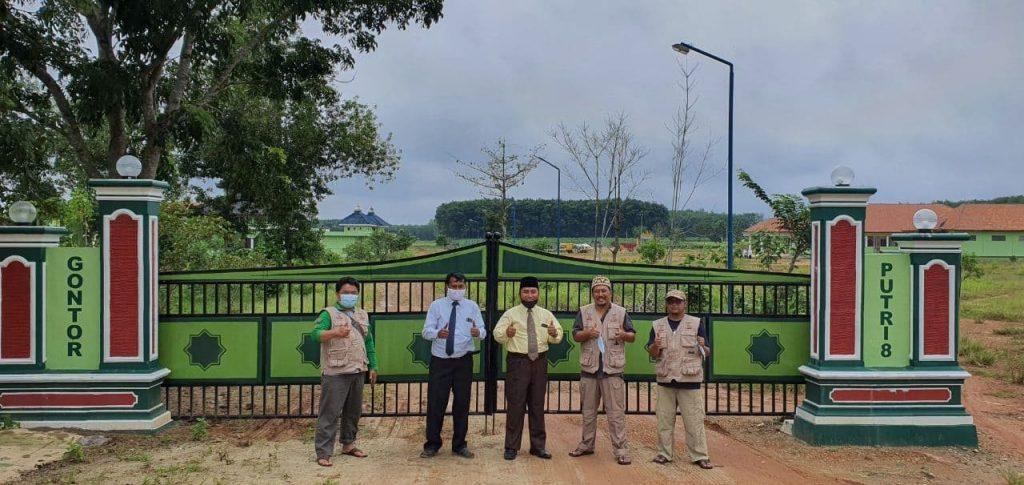 SWQ Hari ke-7 | Penyaluran Al Quran di Pesantren Gontor Putri 8 Lampung 1