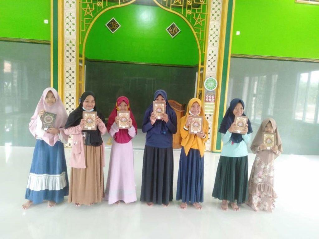 SWQ Hari ke-7 | Penyaluran Al Quran di Pesantren Gontor Putri 8 Lampung 4