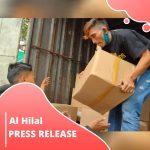 SWQ Hari ke-3 | Penyaluran Al Qur'an ke Pesantren Tahfidz di Lampung Selatan