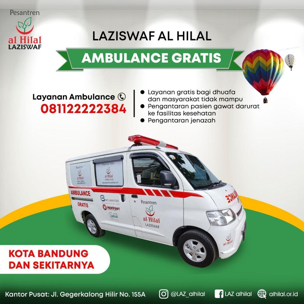 Ambulan Gratis 1