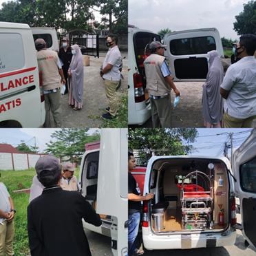Alhamdulillah, Ambulance Gratis Untuk Ummat 1
