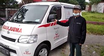 Alhamdulillah, Ambulance Gratis Untuk Ummat 4