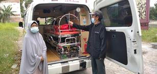 Alhamdulillah, Ambulance Gratis Untuk Ummat 5