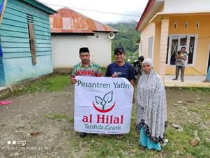 Alhamdulillah, Wakaf Quran Untuk Korban Bencana Gempa Bumi Sulawesi Barat Telah Tersalurkan 1