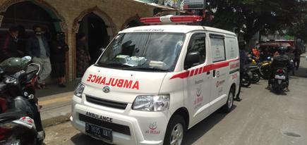 Alhamdulillah, Ambulance Gratis Untuk Ummat Telah Beroperasi 1
