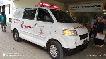 Layanan Ambulance Pengantaran Pasien Dari Dayeuhkolot Menuju RSHS 2
