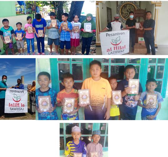 Penyaluran Wakaf Quran Untuk Kabupaten Gowa dan Pulau Lae Lae 2