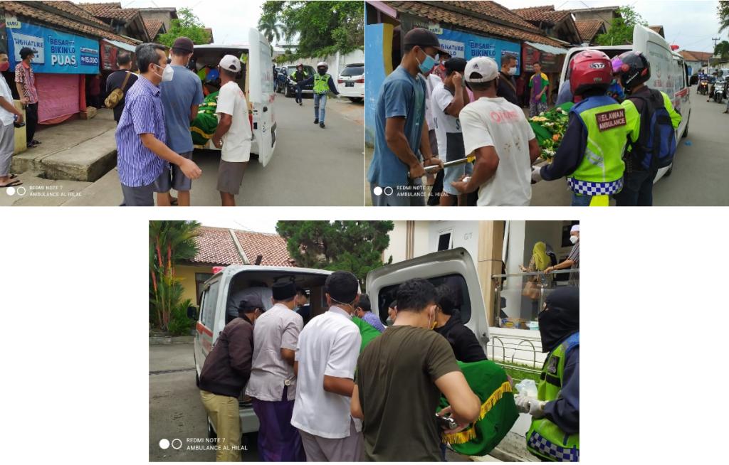 Layanan Ambulance Pengantaran Jenazah Ke Tempat Peristirahatan Terakhir 2