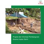 Progres dan Informasi Pembangunan Asrama Impian Santri