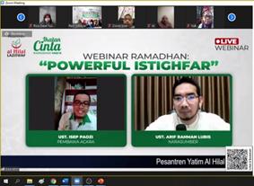 "Kajian ""Powerfull Istighfar"" Bersama Ustadz Arif Rahman Lubis 2"