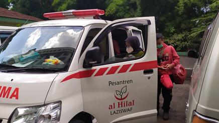 Ketika Pasien Demam Berdarah Membutuhkan Ambulance Gratis 1