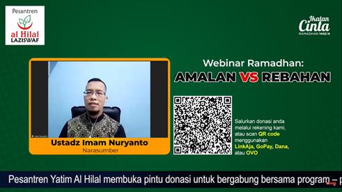 Amalan vs Rebahan? Ustadz Imam Nuryanto Menjawabnya! 1