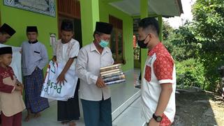 Penyaluran Wakaf Quran Ramadhan Wilayah Cirebon dan Sumedang 2