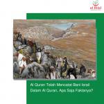 Al Quran Telah Mencatat Bani Israil Dalam Al Quran, Apa Saja Faktanya?
