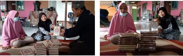 LAZISWAF Al Hilal Salurkan 2000 Al Quran Ke 3 Titik Wilayah Karawang Dalam Rangka Memperingati Nuzulul Al Quran 2