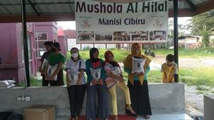 Distribusi Beras Untuk Masyarakat di Wilayah Pasirbiru dan Cipadung 2