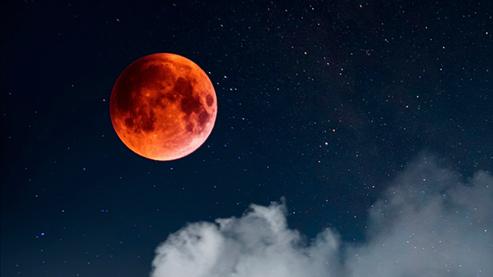 Gerhana Bulan Total Besok, Inilah Tata Cara Sholatnya! 1