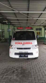 Pengantaran Pasien Pasca Operasi Ke Rumah Sakit Dustira 1