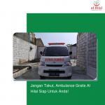 Jangan Takut, Ambulance Gratis Al Hilal Siap Untuk Anda!
