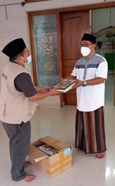 Penyaluran Wakaf Quran Wilayah Jombang Telah Terlaksa 2