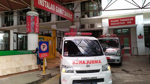 Tidak Mengenal Lelah, Ambulance Gratis Senantiasa Beroperasi Untuk Ummat 1