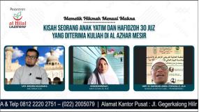 Memetik Hikmah, Menuai Makna Bersama Khoirunnisah Hafidzoh Quran 30 Juz 2