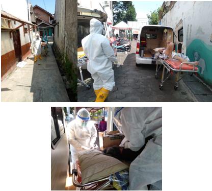 Ambulance Gratis Khusus Pasien Covid-19 Telah Beroperasi 3