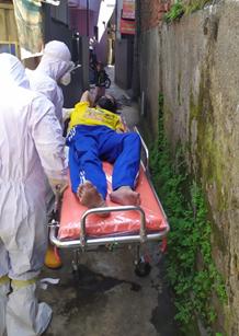 Kembali Mengantarkan Pasien Covid-19, Rumah Sakit Advent Menjadi Tujuan Ambulance Gratis Khusus Covid-19 Beroperasi 2
