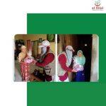 Berbagi Bingkisan Kasih Untuk Veteran dan Janda Veteran Bersama Komunitas Al Hilal Sumedang