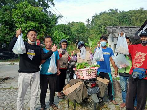 Warung Gratis Keliling Kembali Dilaksanakan Oleh Komunitas Al Hilal Sumedang 1